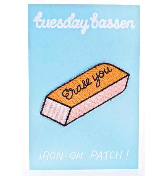 Tuesday Bassen Erase You Patch
