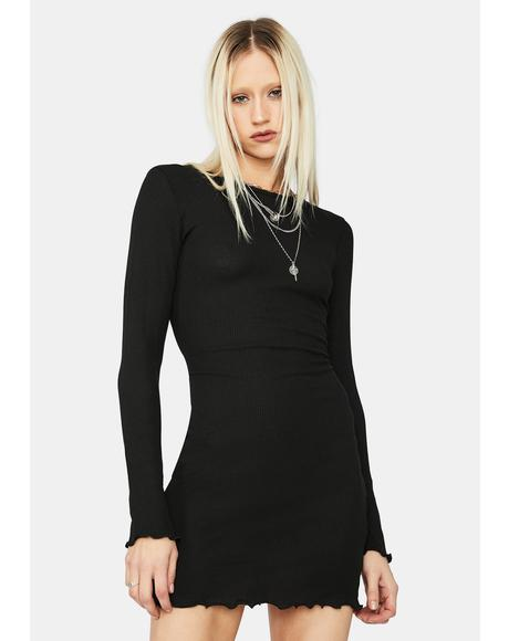 Total Keeper Thermal Midi Dress