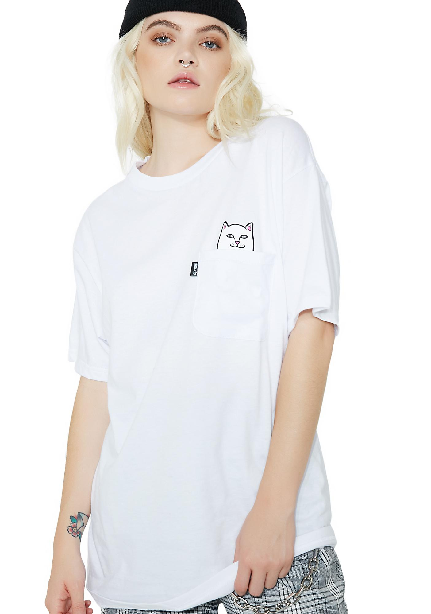 RIPNDIP Pure Lord Nermal Pocket Tee