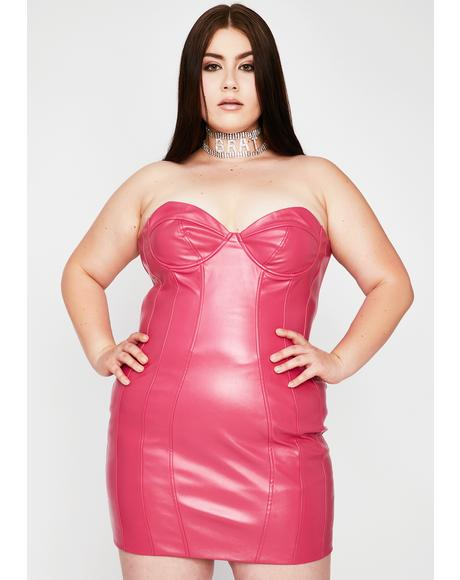 Sweet Better Buy Me Somethin' Bodycon Dress