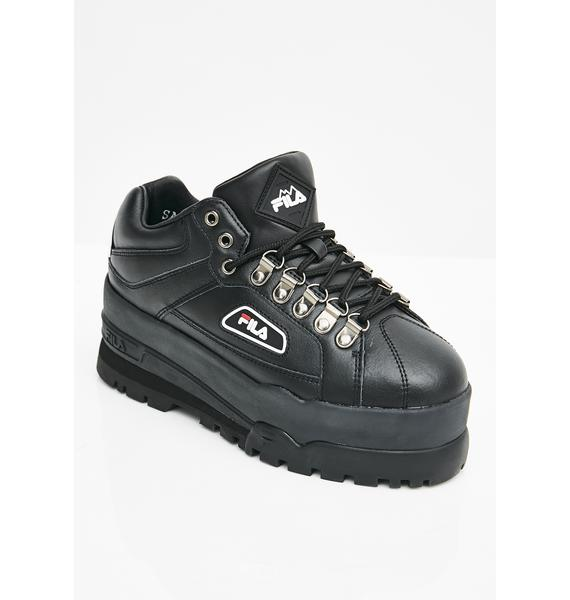 Fila Trailblazer Wedge Sneakers