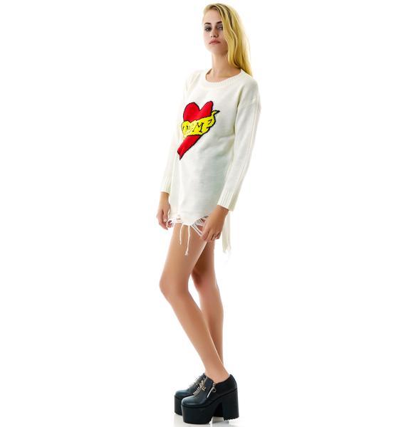 UNIF Mom Sweater