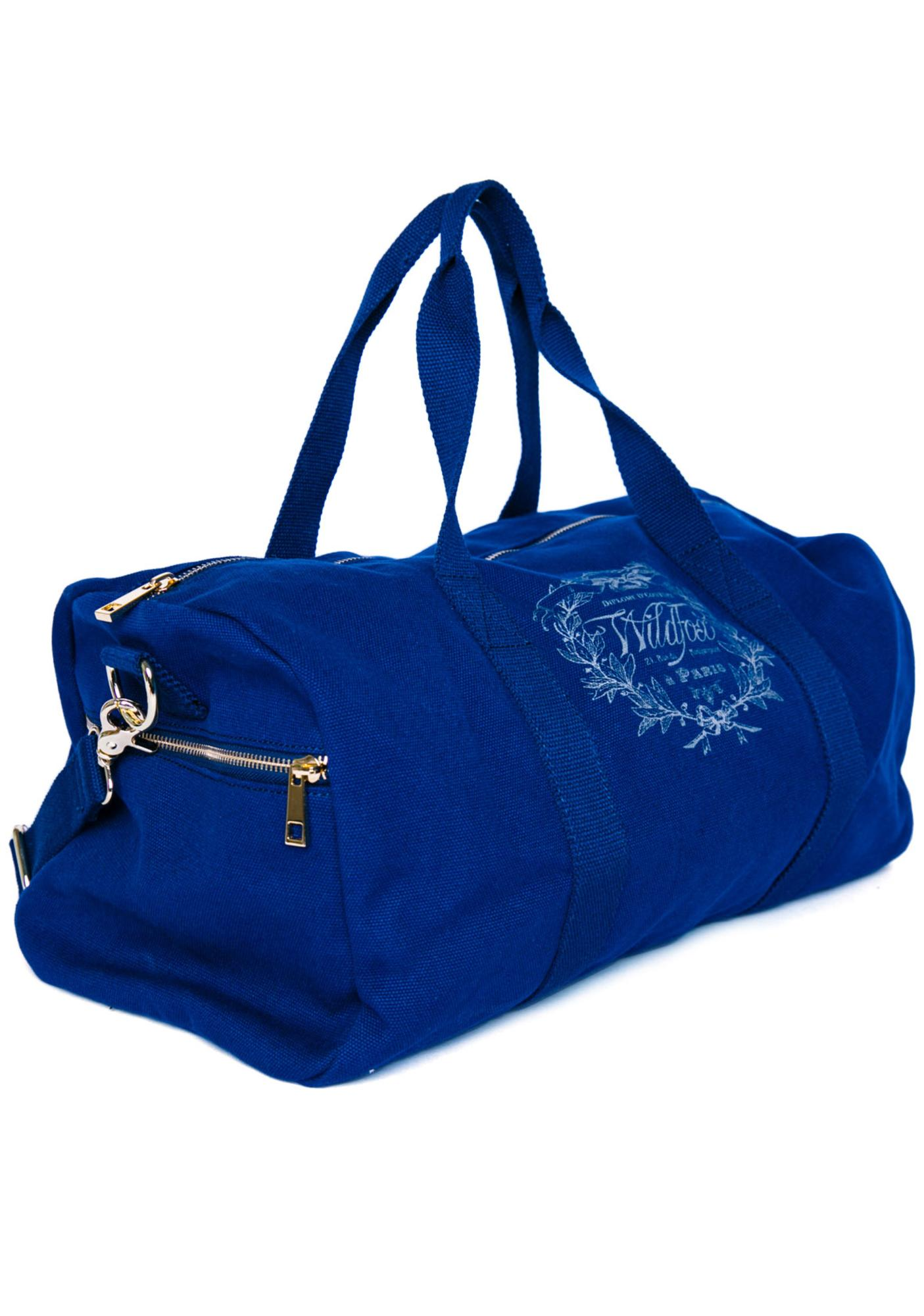 Wildfox Couture Paris Country Crest Gym Bag