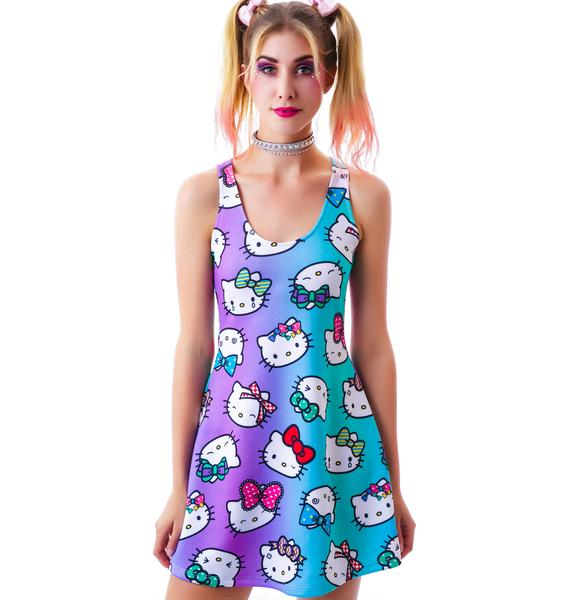 Japan L.A. Hello Kitty All the Bows Dress
