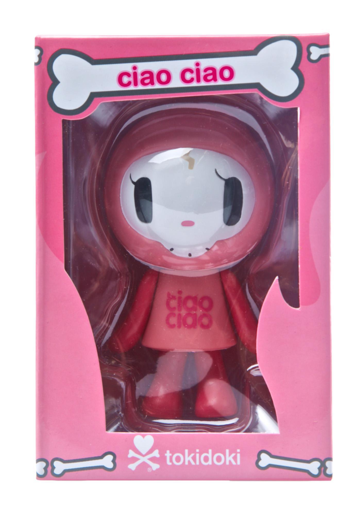 Tokidoki Ciao Ciao Vinyl Toy