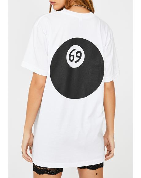 69 Ball Graphic Tee