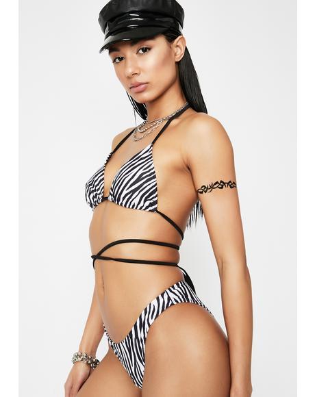 Wild Woman Bikini Bottoms
