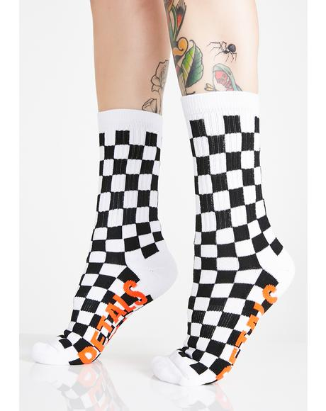 Warped Socks