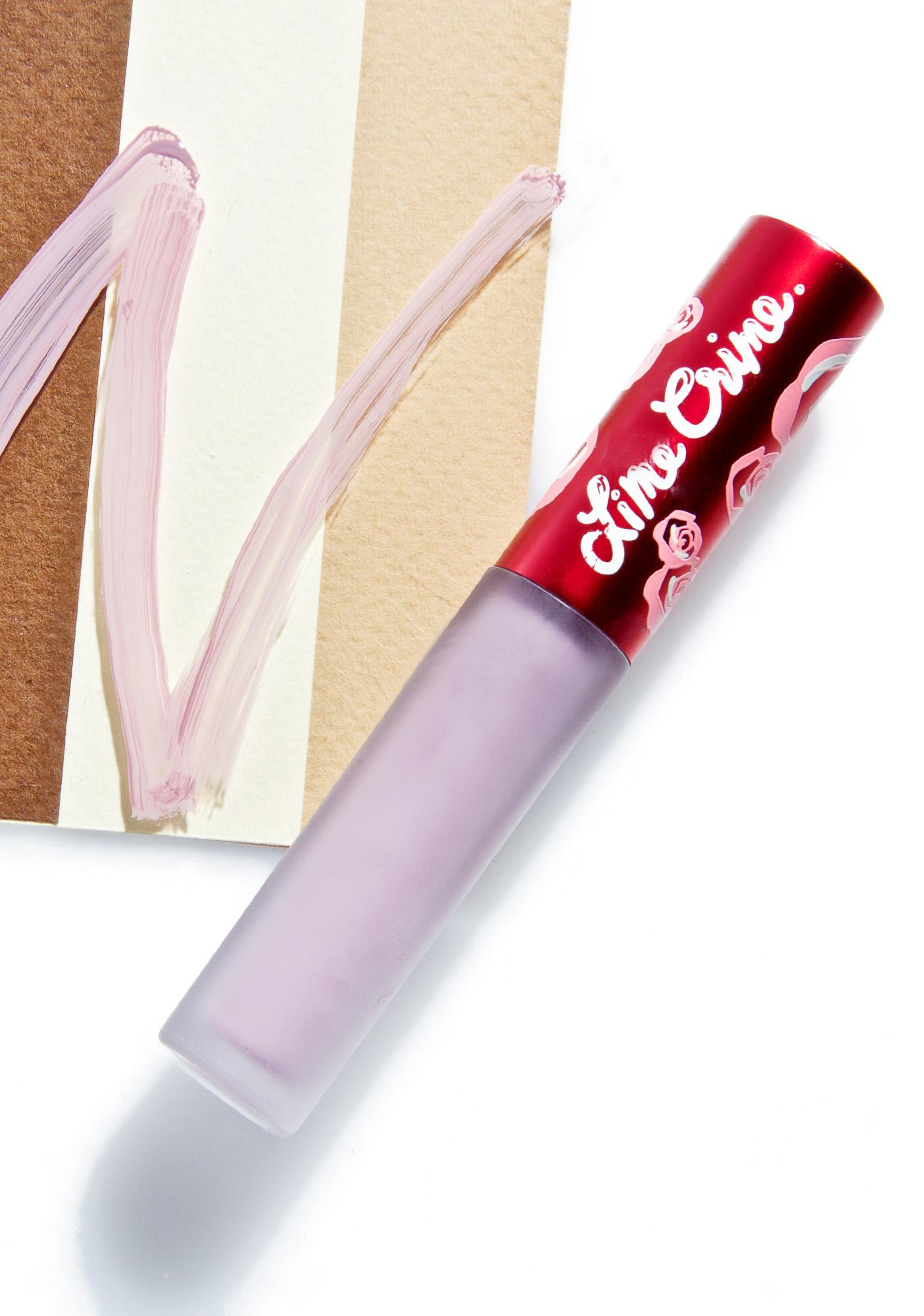 Lime Crime Moonstone Velvetine Liquid Lipstick
