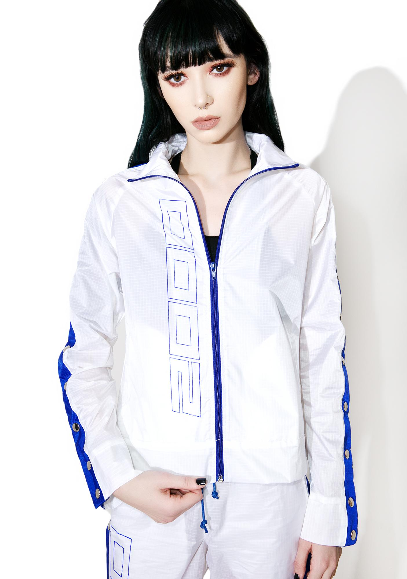 Brashy 2000 Tracksuit Top