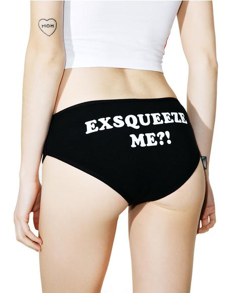 Exsqueeze Me Panty