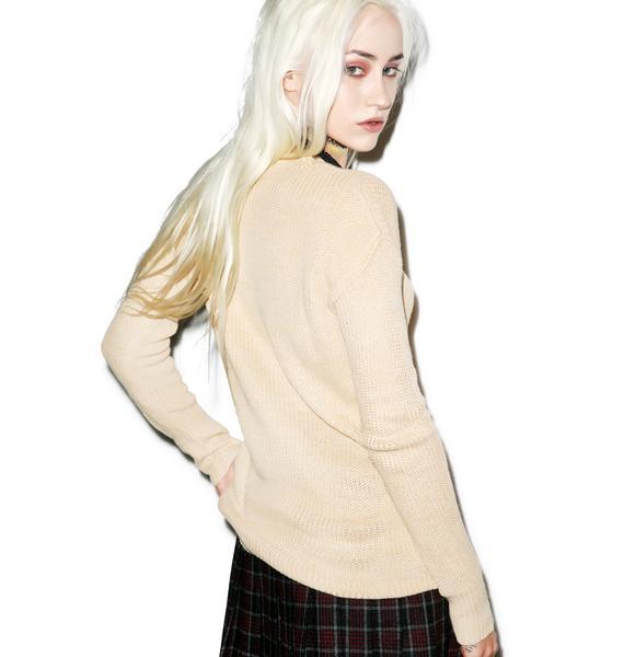 Coffee Break Sweater