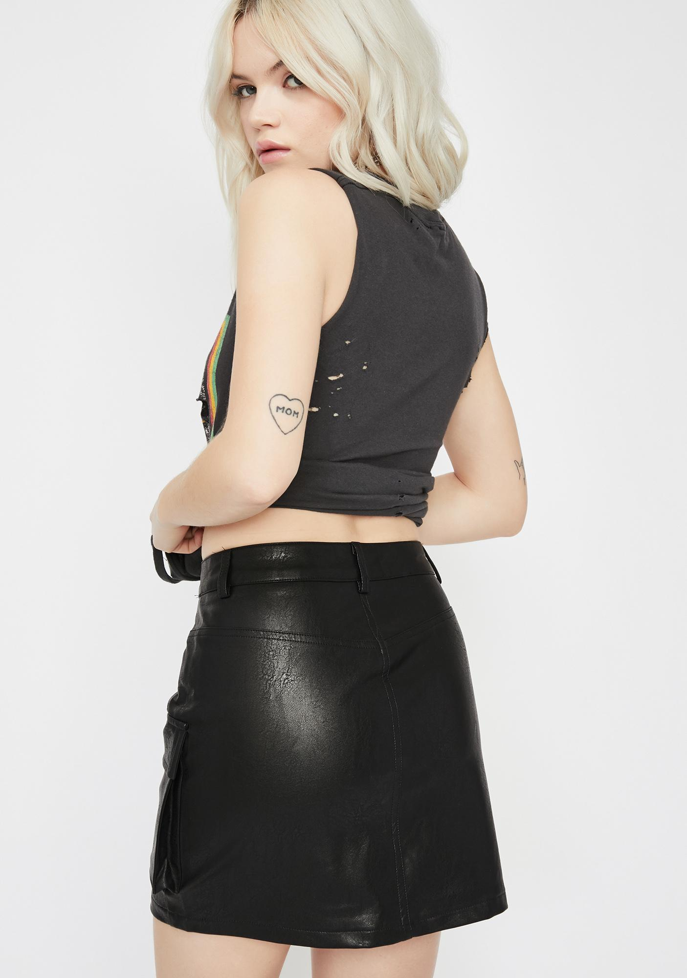 Seven Nation Army Cargo Skirt
