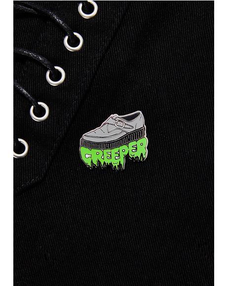 Creeper Pin