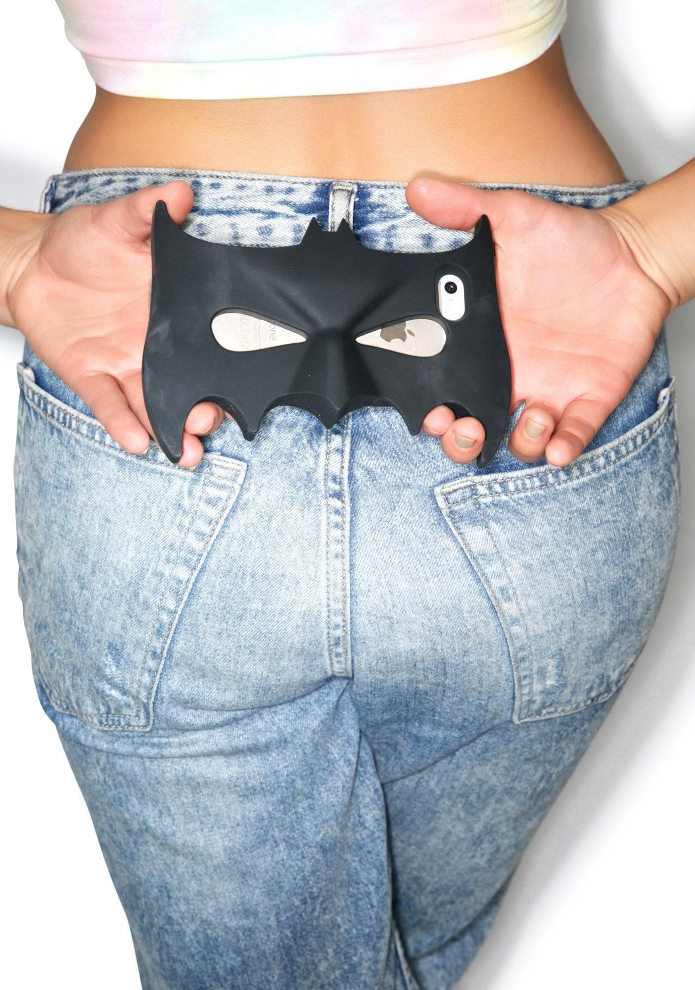 Men Mask iPhone 5 Case