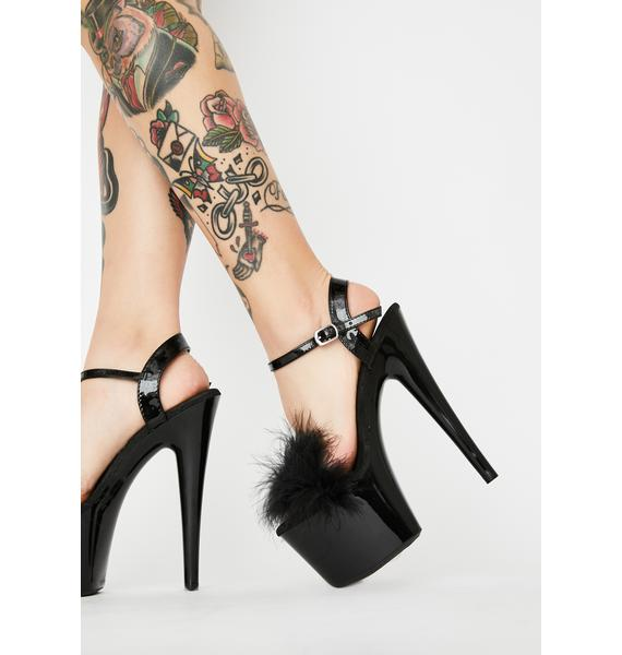 Heartless Bish Platform Heels
