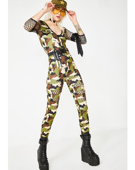 Active Duty Soldier Costume