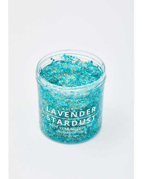 Mermaid Aloe Vera Glitter Gel