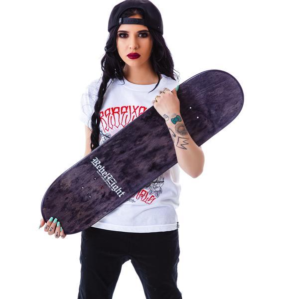 Rebel8 Los Ochos Locos Skateboard