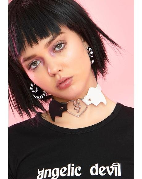 Battle For Love Bat Choker