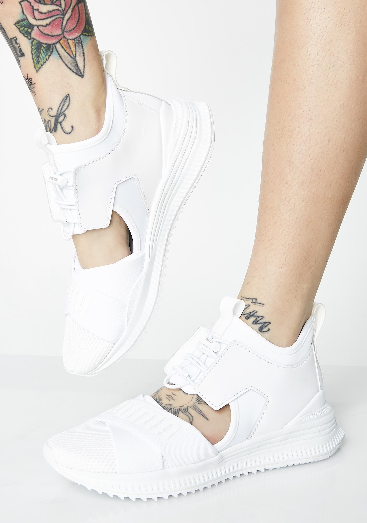 meet 20445 3d375 Pure FENTY PUMA by Rihanna Avid Sneakers