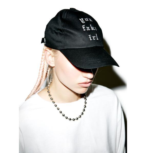 Demian Renucci You Fake Hat