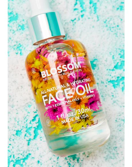 Summer Breeze Face Oil