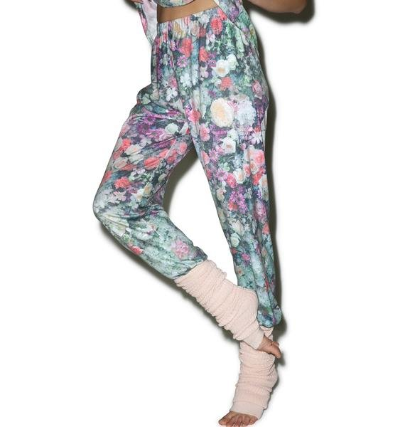 Wildfox Couture Paris Garden Easy Sweats