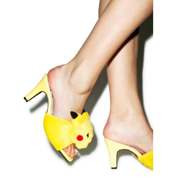O Mighty Slutty Pika Heels