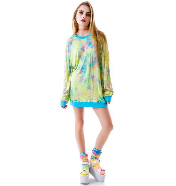 Rainbow Pop Jumper