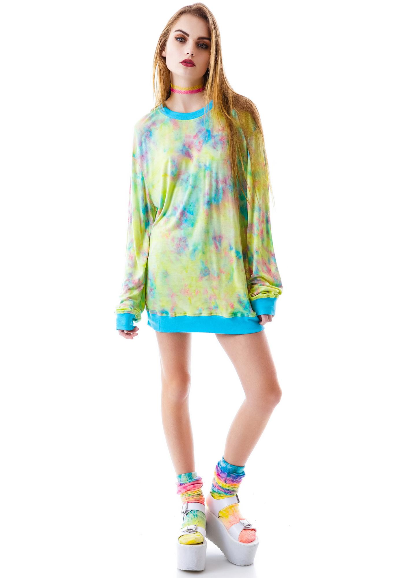 Rainbow Pop Jumper