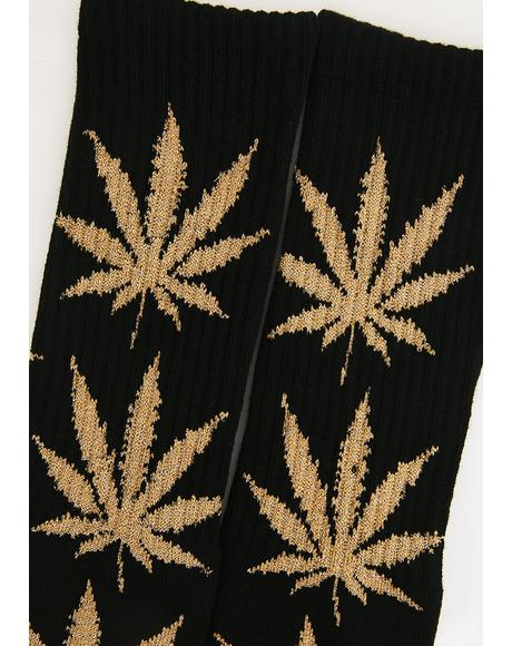 Tinsel Plantlife Socks