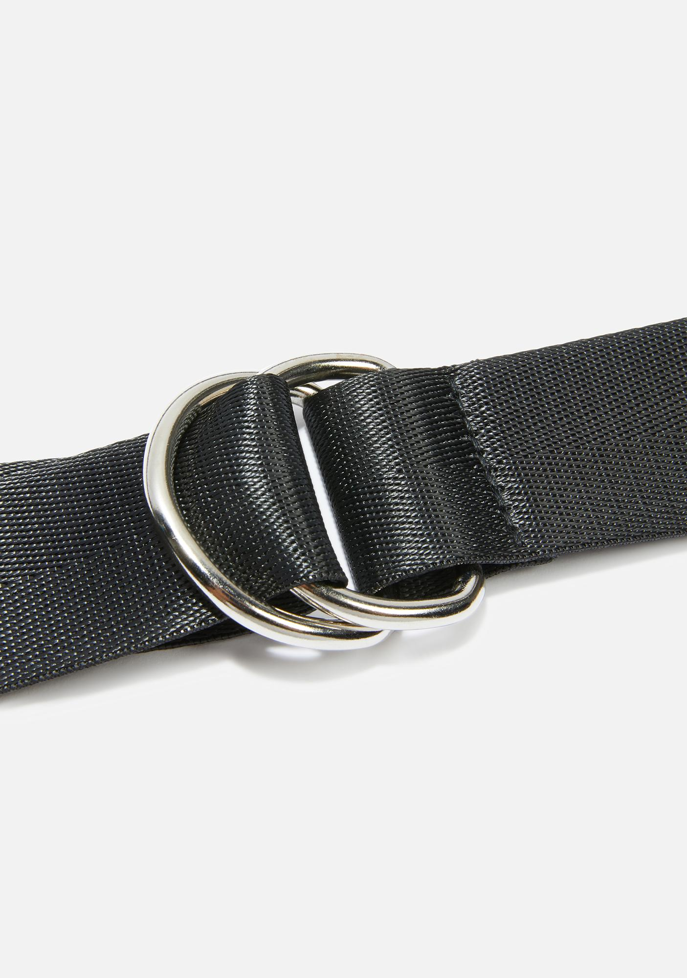 So Basic Strap Belt