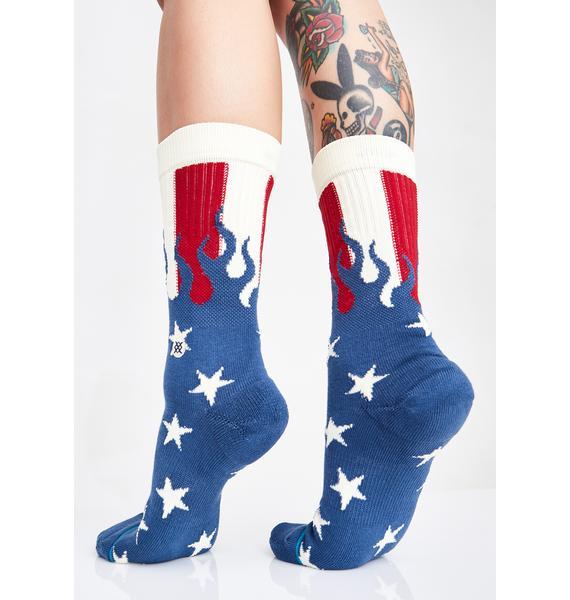 Stance Pride Crew Socks