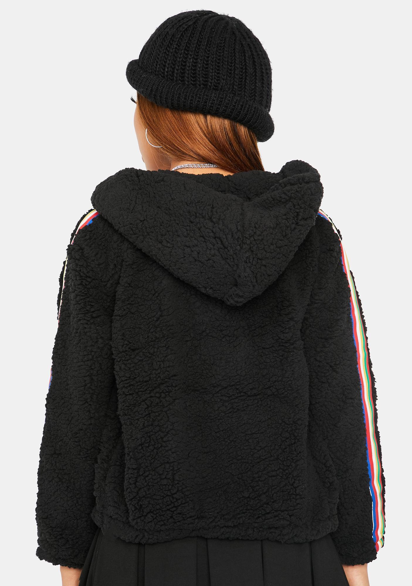Shade Very Gifted Sherpa Jacket