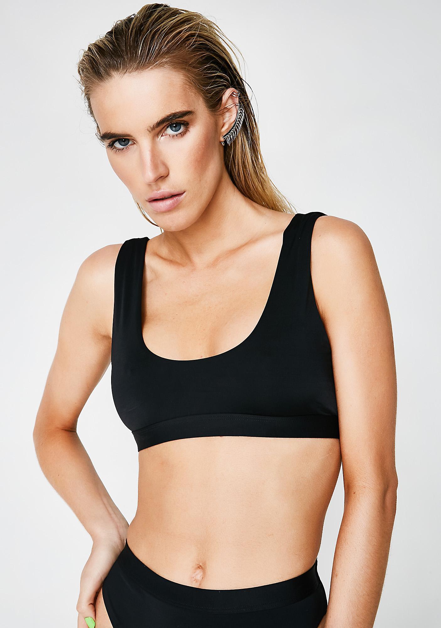 Dippin' Daisy's Seamless Sport Bikini Top