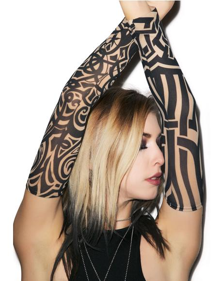 Tribals n' Tribulations Tattoo Sleeves