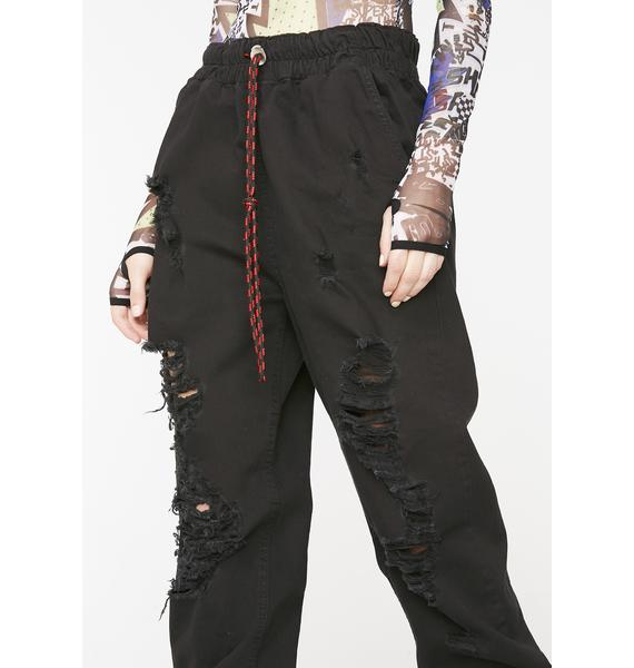 Kiki Riki Crush On You Trousers