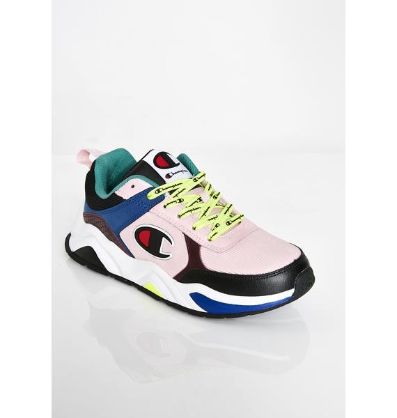 Champion 93Eighteen Block Sneakers