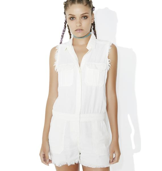 Ellery Sleeveless Romper