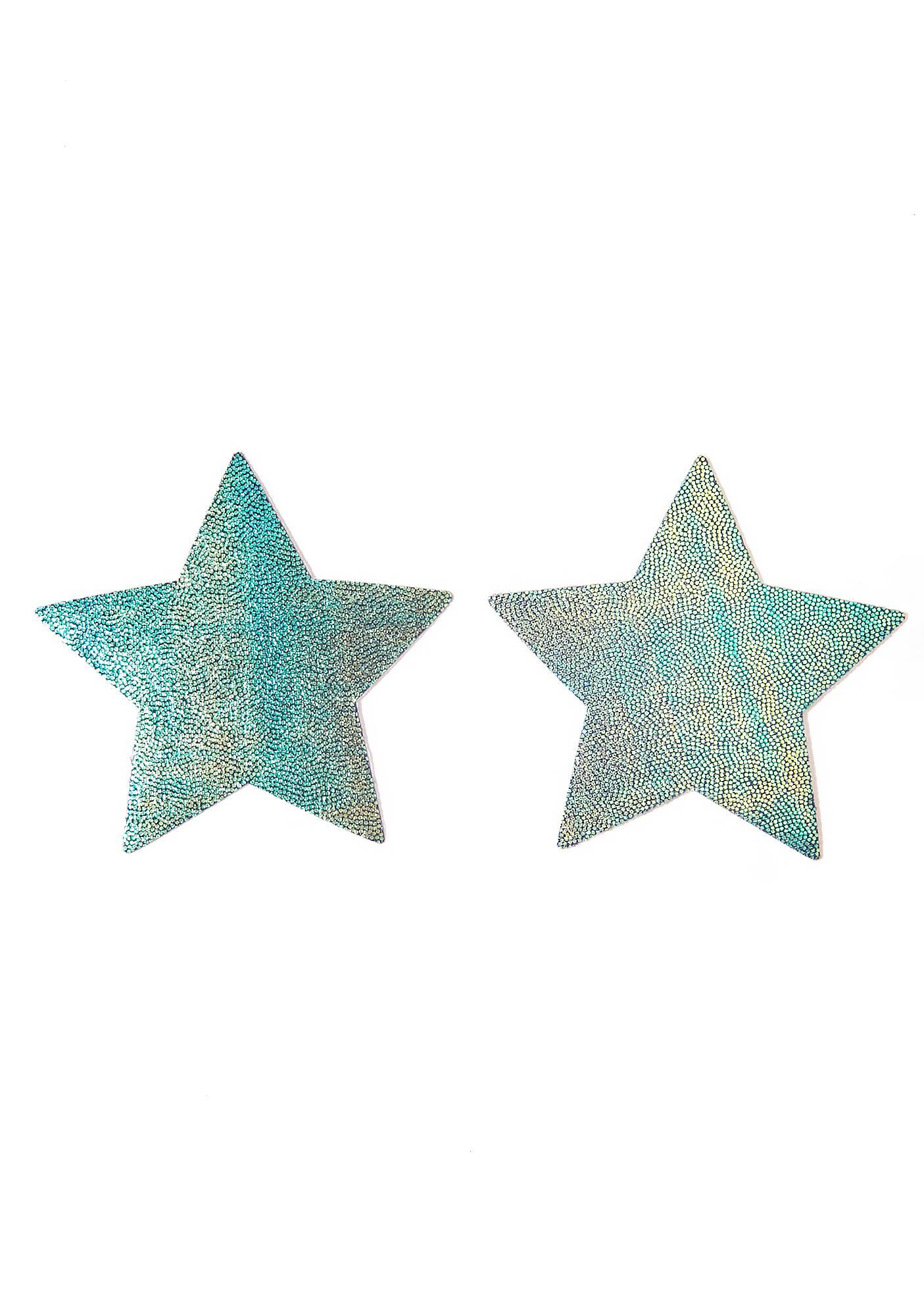 Pastease Star Pasties