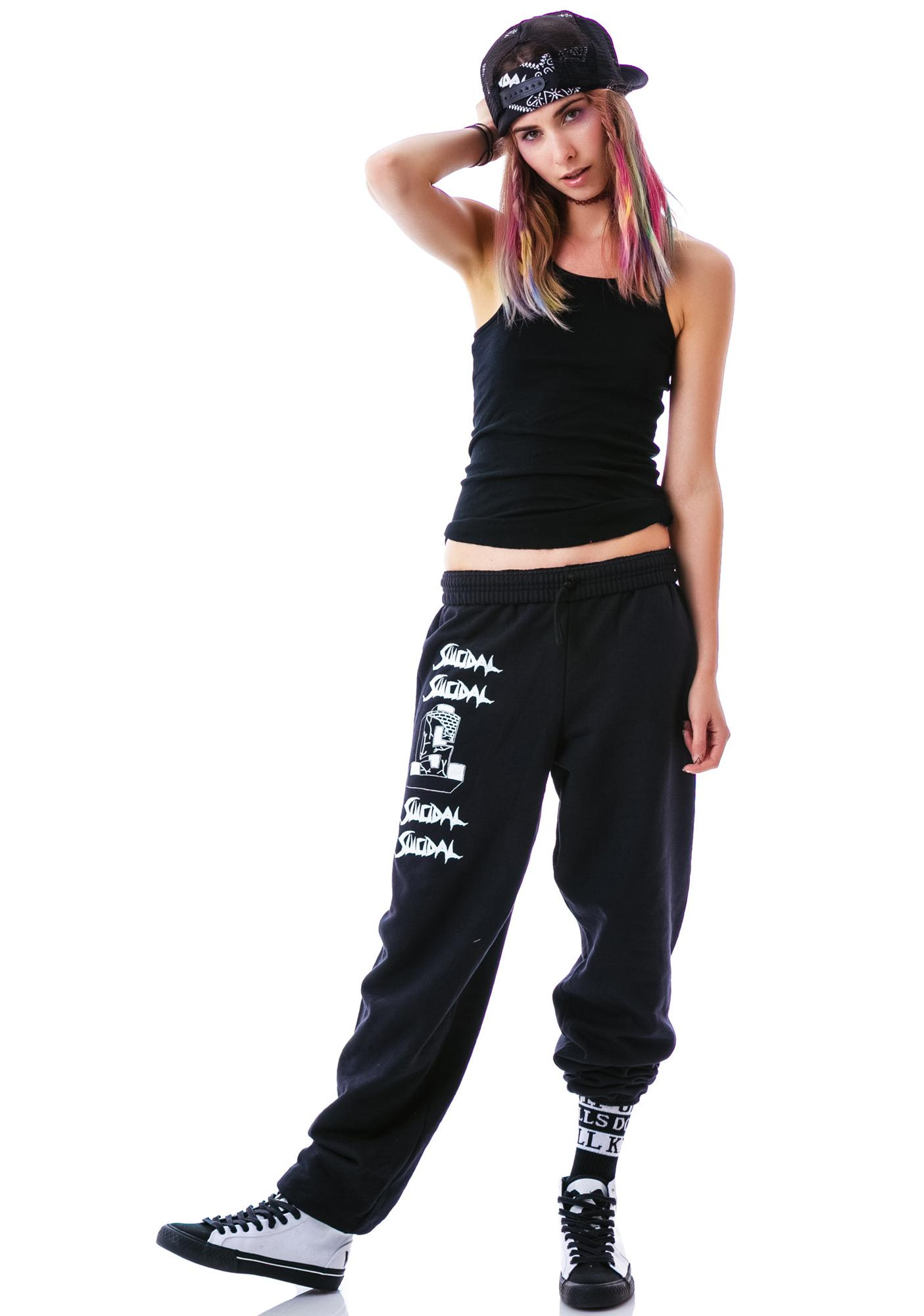 Suicidal Tendencies Suicide Sweatpants