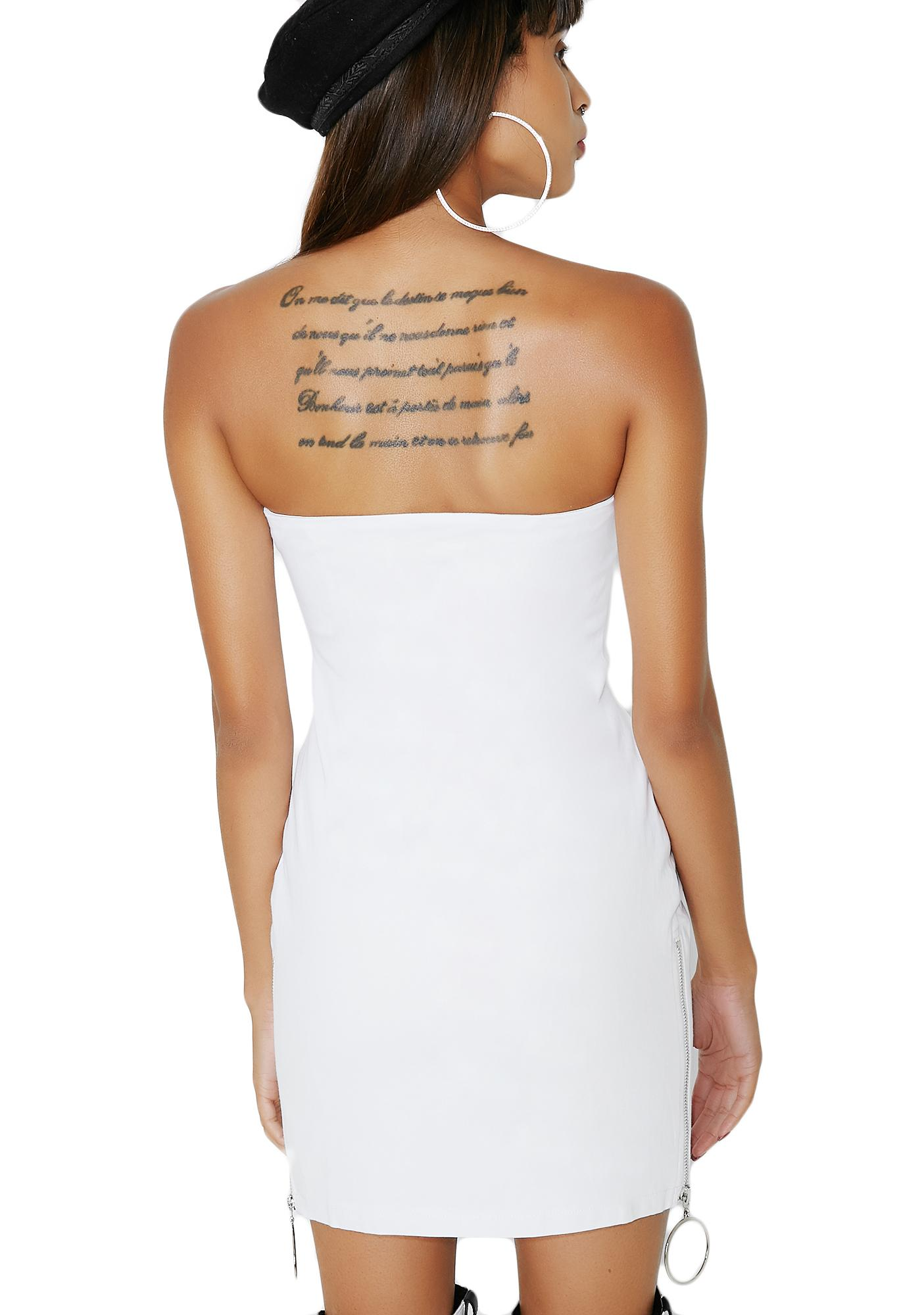 As I Am Wide Eyes Dress