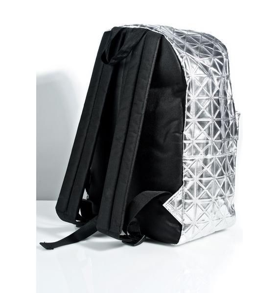 Moondancer Metallic Backpack