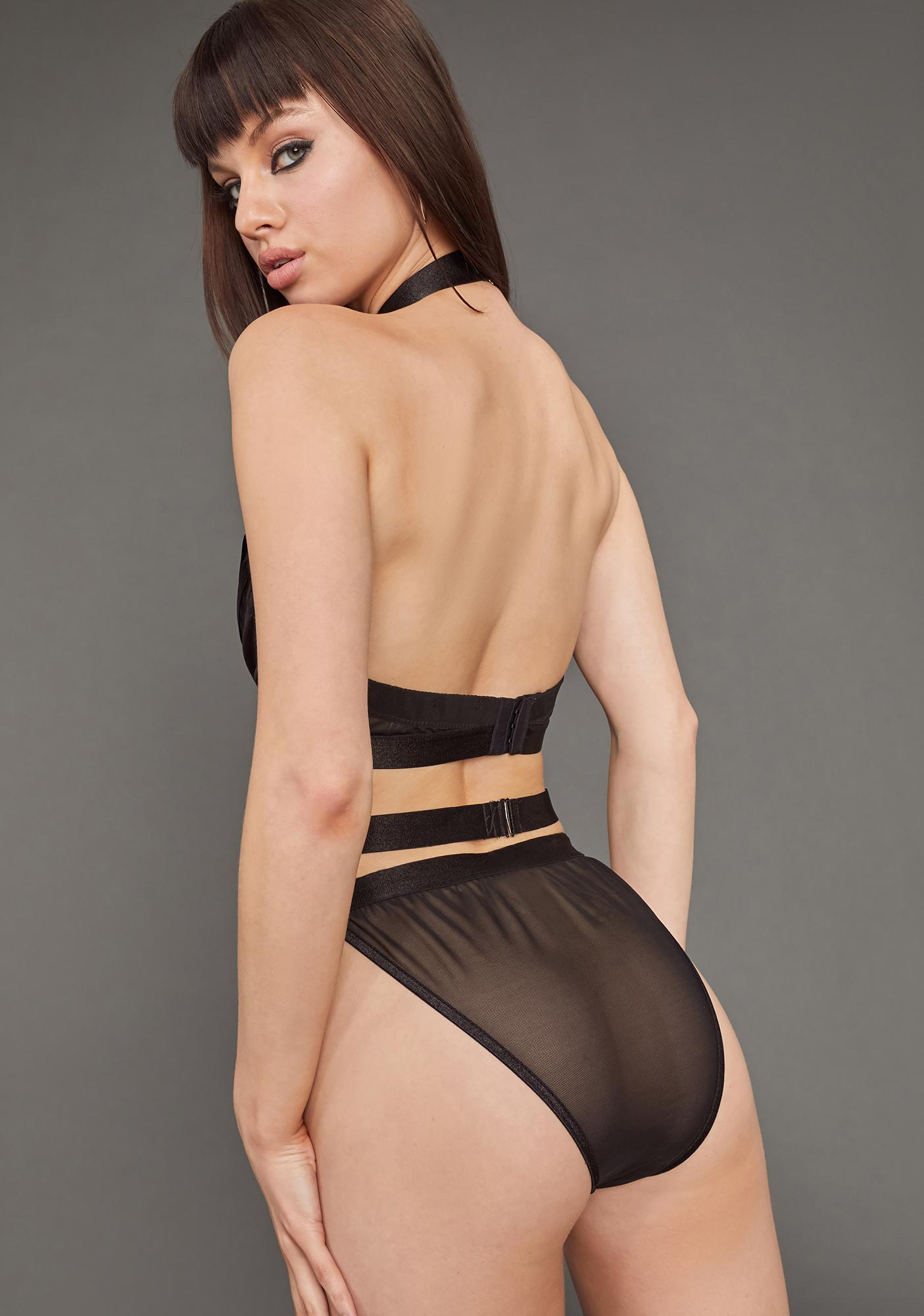 Poster Grl For A Good Time Call Lingerie Set