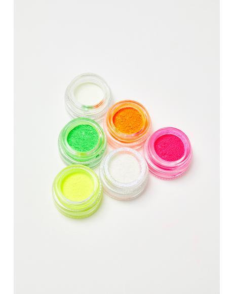 Space Dust Neon Pigment Bundle