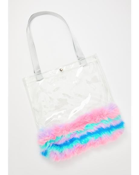 Primal Visions Clear Bag