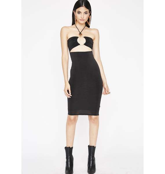Stay On Vacay Midi Dress