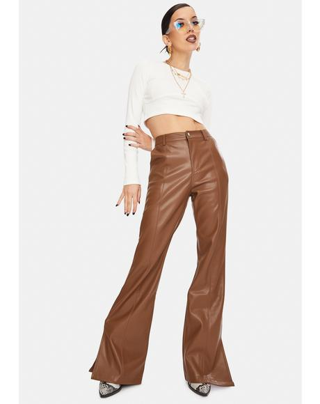 Briar Vegan Leather Pants