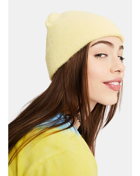 Butter Warm Feelings Beanie